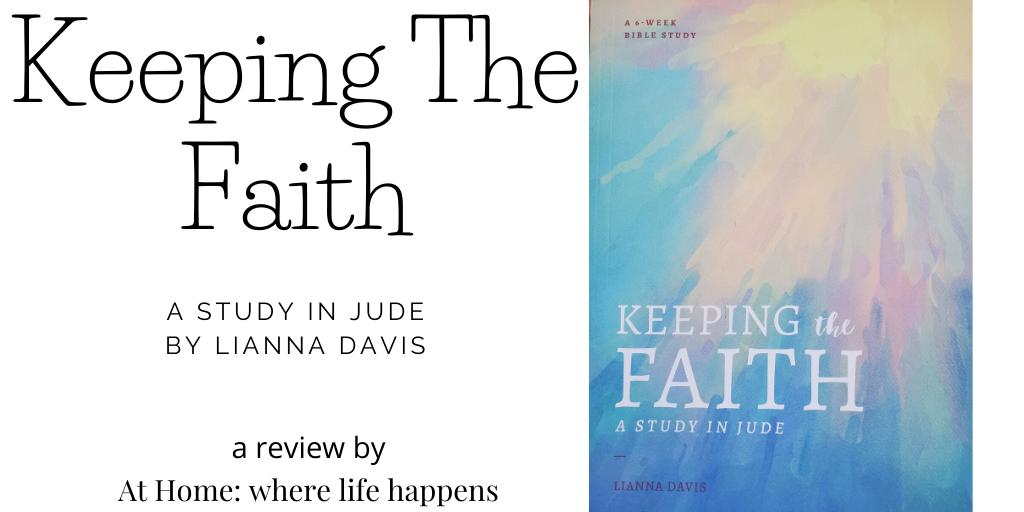 Keeping The Faith title