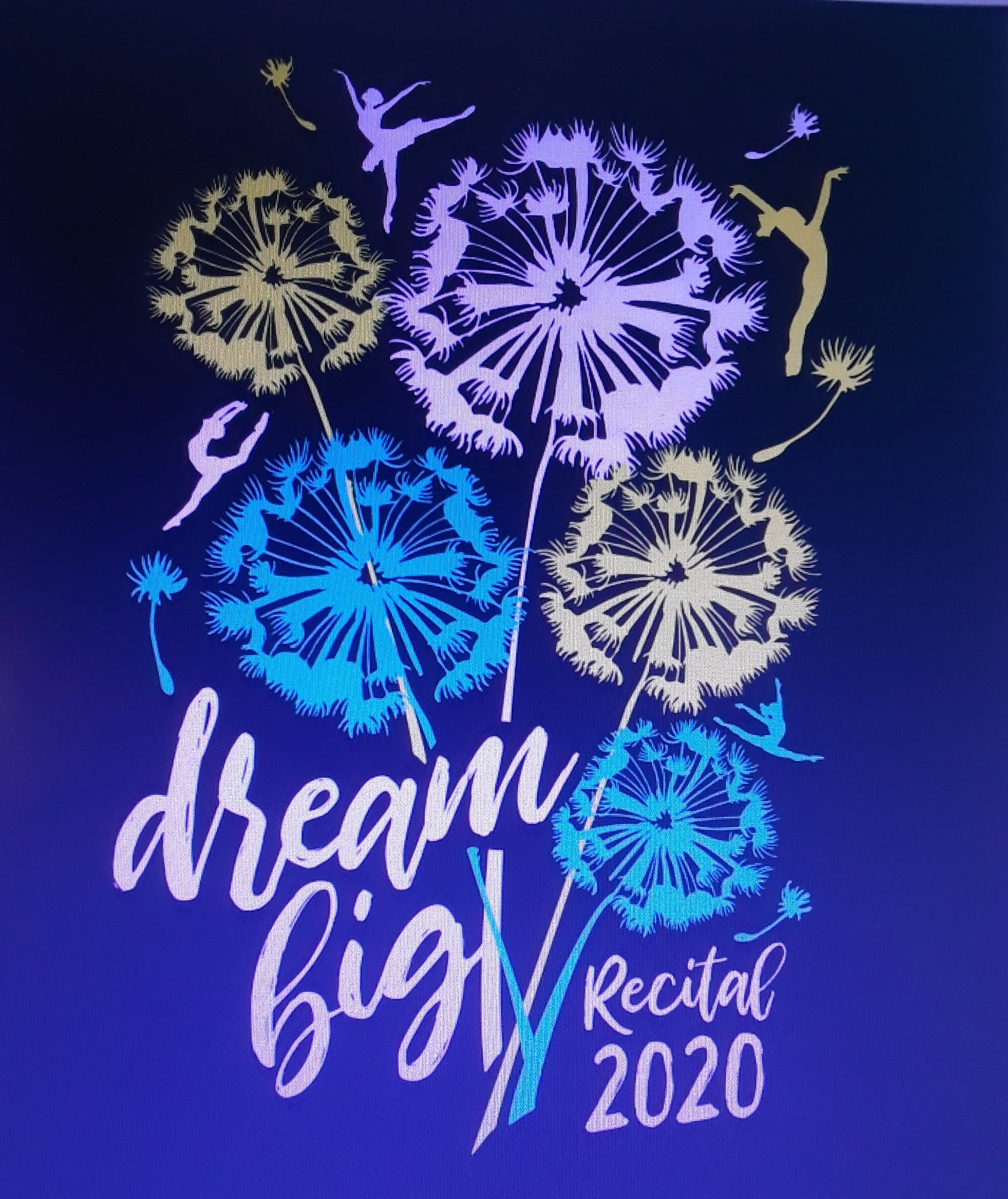 Dream Big recital 2020