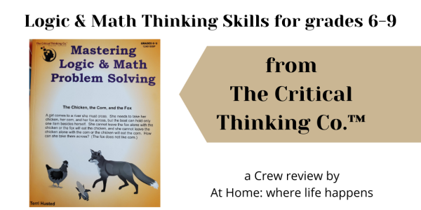 Logic & Math Skills