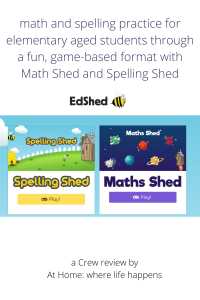 _Math Shed and Spelling Shed