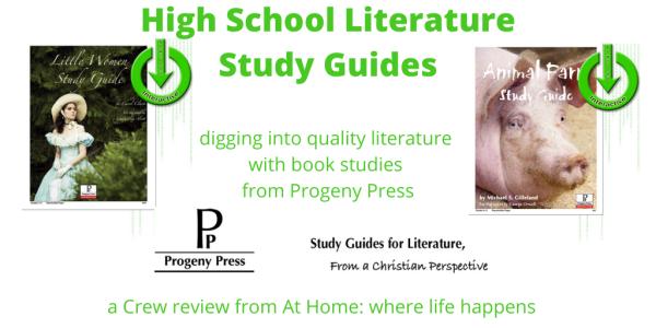 High School Literature Study Guides