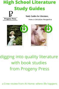 Progeny PressHigh School Literature