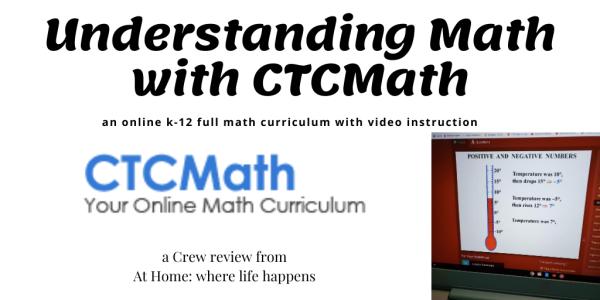 Understanding Math with CTCMath