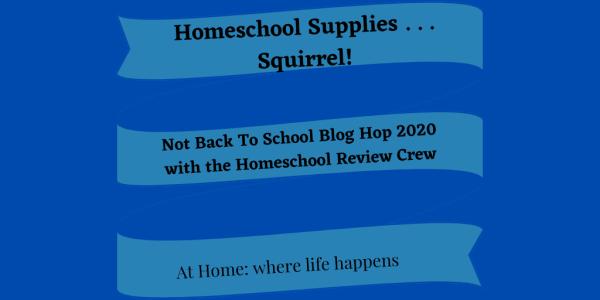 Homeschool Supplies
