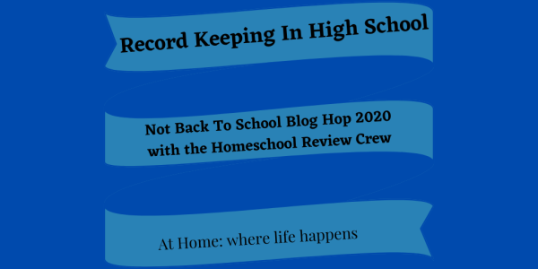 Record Keeping in High School